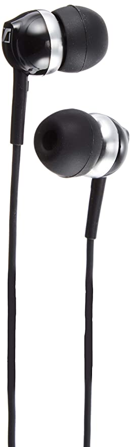 338b7c34ac9 Sennheiser CX 1.00 Ear-Canal Headphones - Black: Amazon.co.uk ...