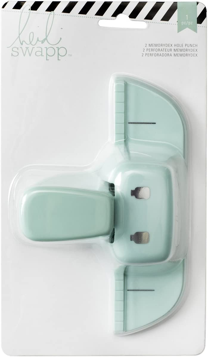 Heidi Swapp 369376 Tools Memorydex Hole Punch