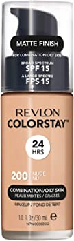 Revlon 1 Oz ColorStay Makeup For Combination Skin With SPF 15