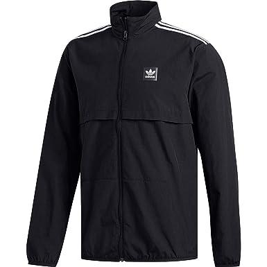 3ea47b5931543 adidas Class Action Jacket - Men's Black/White at Amazon Men's ...