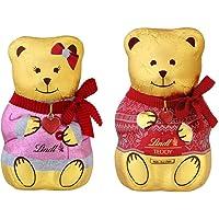 CHRISTMAS TEDDY GIRL & TEDDY COAT (MIXED CASE) - 100 Grams