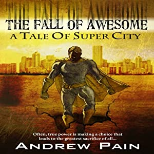 The Fall of Awesome Audiobook