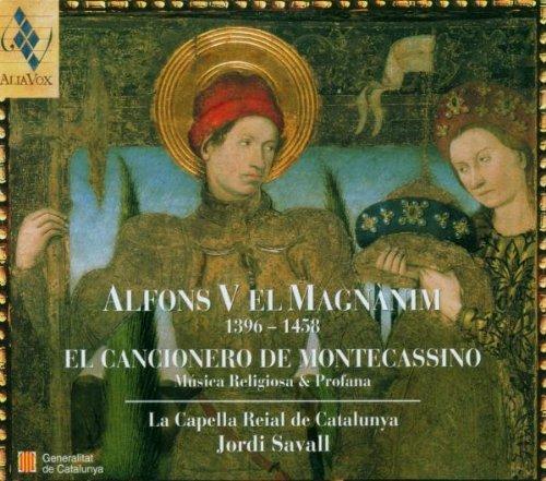 Magnanim: Cancionero De Montecassino by ALIA VOX