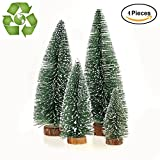 Desktop Miniature Pine Tree tabletop christmas tree small pine tree decor christmas tree toppers …