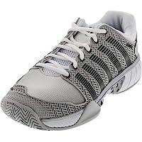 K-Swiss Hypercourt Express Men's Tennis Shoe; Genuine Leather Upper; Hard Wearing; Stylish; Player's Tennis Shoe…