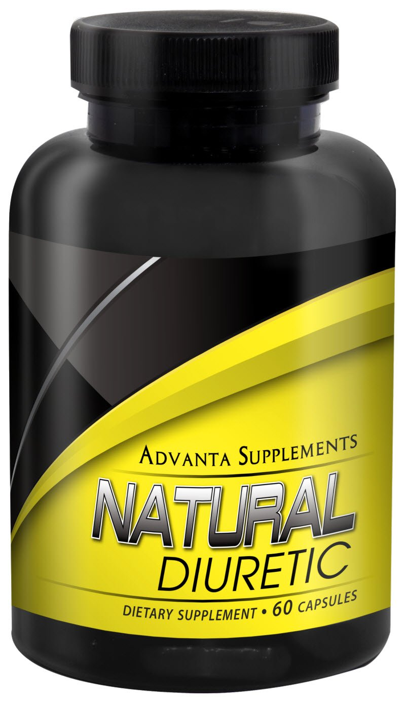 Natural Diuretic Water Pill Guaranteed To Eliminate Water Retention by Advanta Supplements