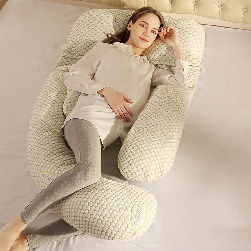 最新エルメス 全身妊娠枕 - - U形 (色、妊婦用枕、クッション A7&枕、寝ている側、妊娠後期痛みを和らげる (色 : A1) B07H1ZB466 A7 A7, 日南市:14a03348 --- brp.inlineteambrugge.be