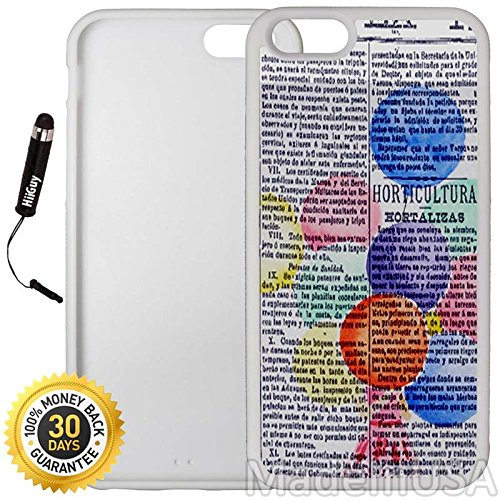 Amazon.com: Custom iPhone 6 Plus/6S Plus Case (Watercolor Balloon ...