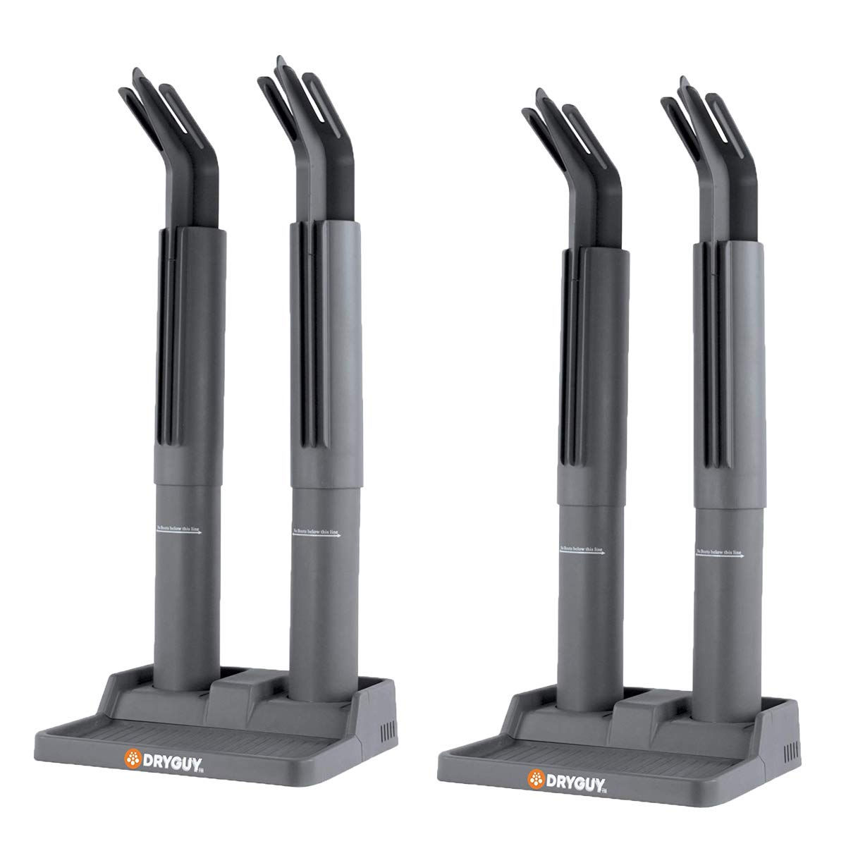 DryGuy Simple Dry Boot and Glove Dryer (2 Pack)
