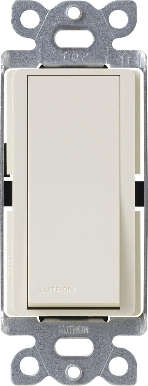 Lutron CA-4PS-LA Diva 15 A 4-Way Switch, Light Almond