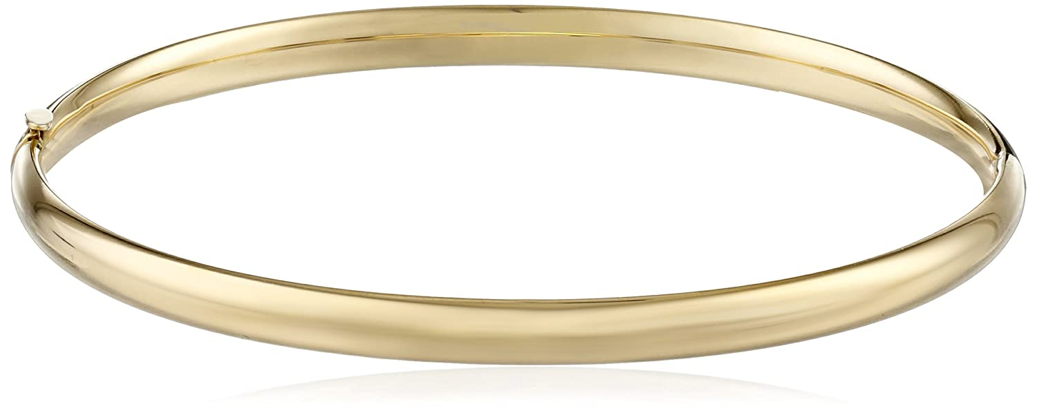 bangles carat engraved hinged jewelry dp l bangle com gold bracelet filled amazon