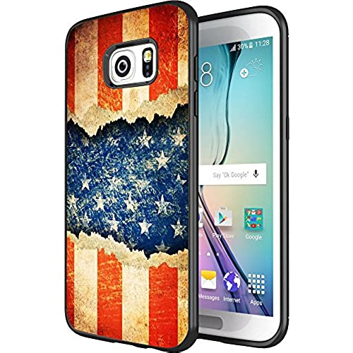 DOO UC(TM) Galaxy S7 Edge Case, Laser Technology for Protective Case for Samsung Galaxy S7 Edge Black Vintage banner Sales