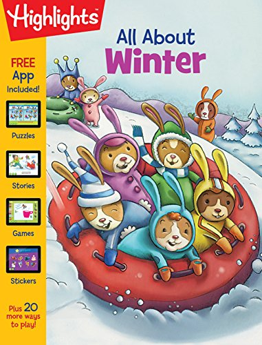 All About Winter (Highlights All About Activity Books)