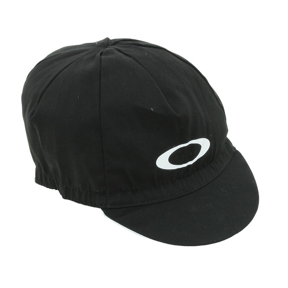 detailed look 92d1a 11134 Oakley Cycling Cap Blackout  Amazon.co.uk  Clothing