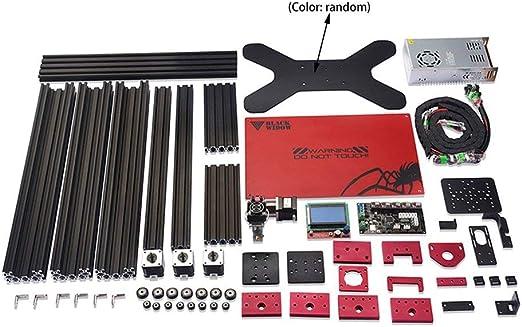 TEVO Black Widow DIY Impresora 3D Impresionante Kit de Impresora ...