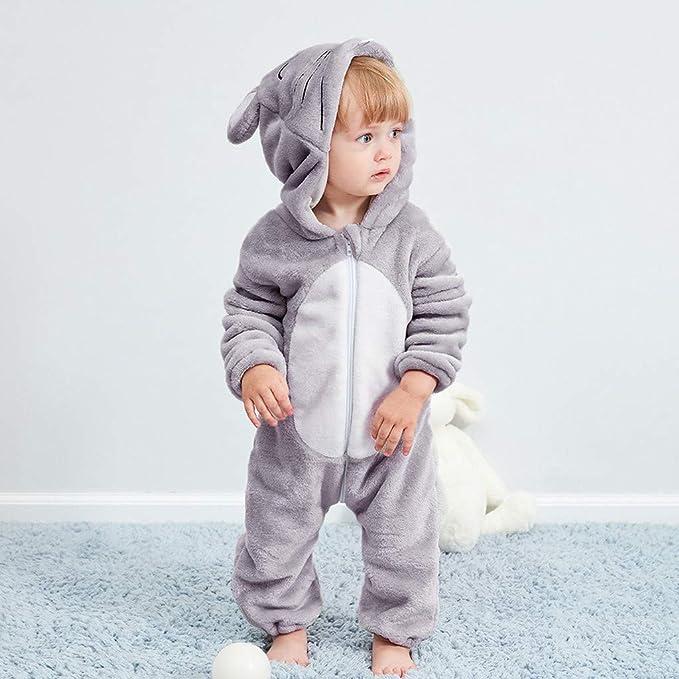Bebé Ropa Mameluco Niños Niñas Pelele Pijama de Primavera y ...