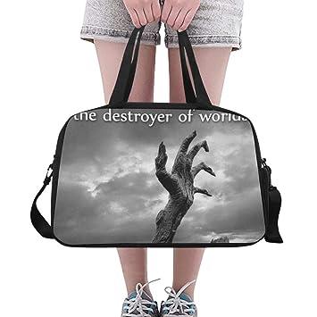 Para el bolso Me estoy convirtiendo en la muerte El ...
