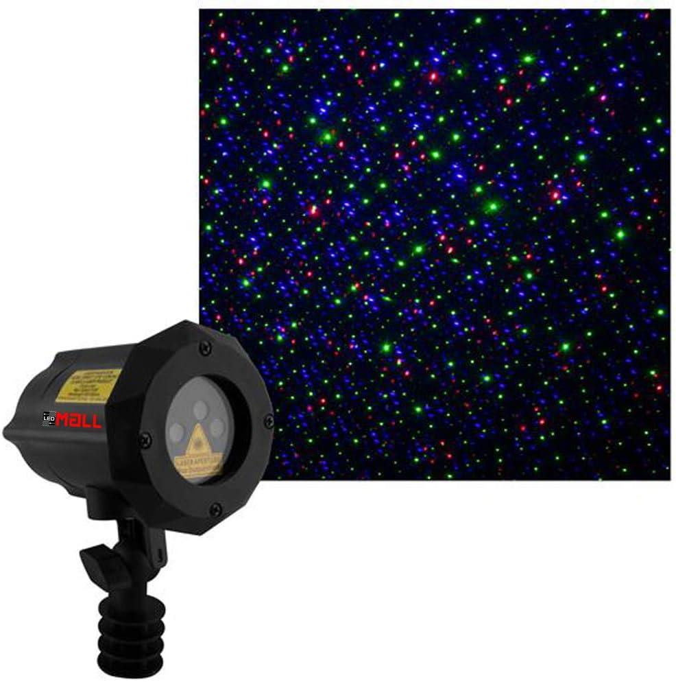 14Muster Schneeflocke LED Moving Laser Projektor OutdoorLandschaft Bühnenbeleung