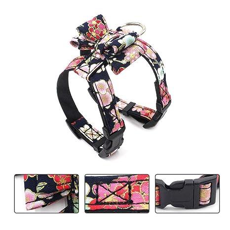 Bbl345dLlo Collar Ajustable para Mascota, Cachorro de Perro ...