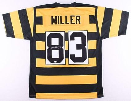 steelers throwback jersey miller