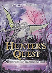 Hunters' Quest (Hunters of Reloria trilogy Book 2)