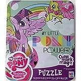 My Little Pony Puzzle Tin Friendship is Magic 48-pc Cutie Mark Magic