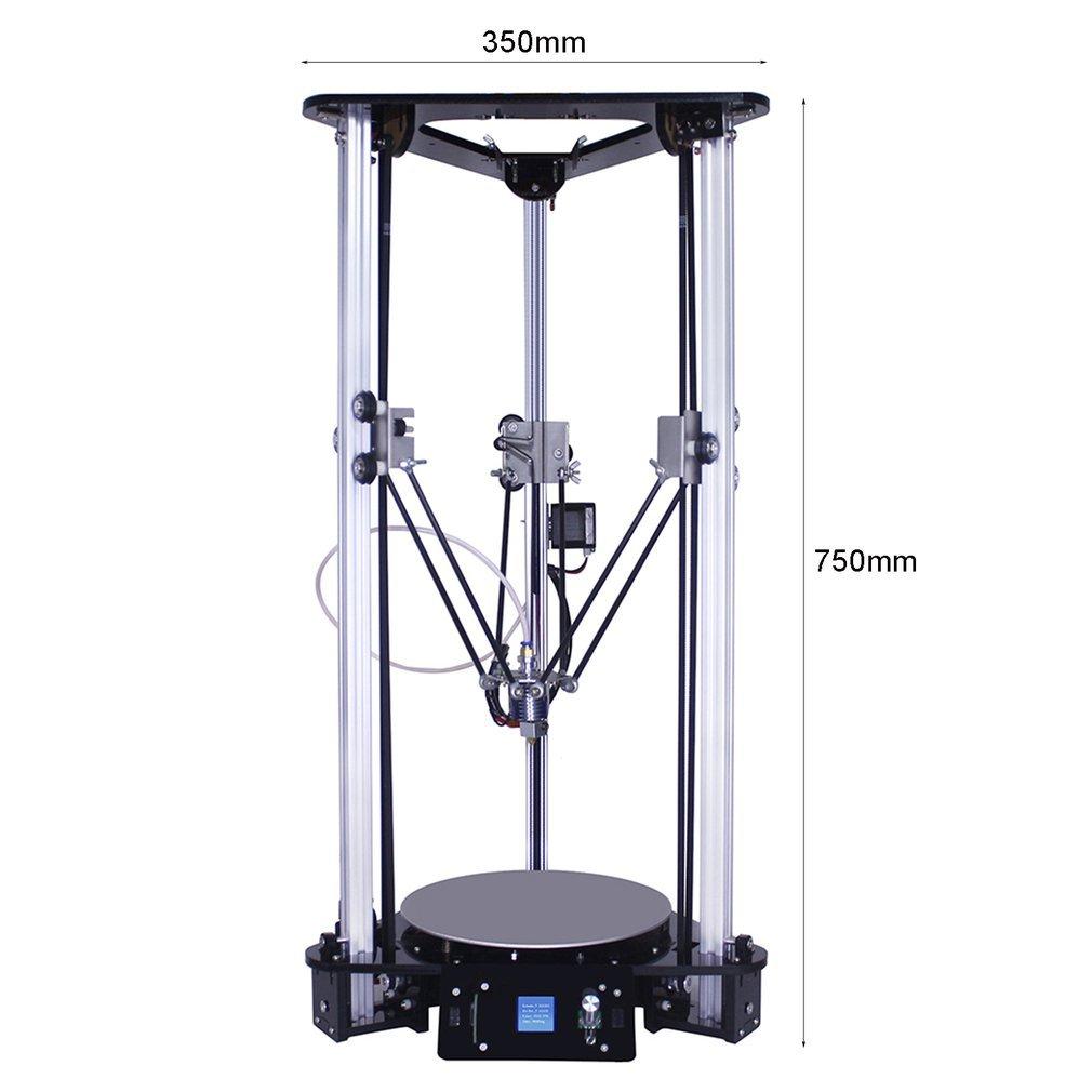 hehi Lark ezt Upgrade 3d impresora Impresora 3d montar metal 180 x ...