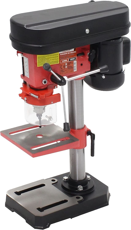 Mader Power Tools 63151 Taladro de Columna 350W 13mm, Velocidad ...