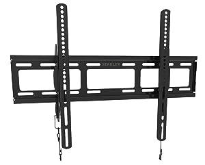 """Stanley TV Wall Mount - Super Slim Tilt Mount for Large Flat Panel Television 37""""-70"""" (TLR-EC3215T)"""