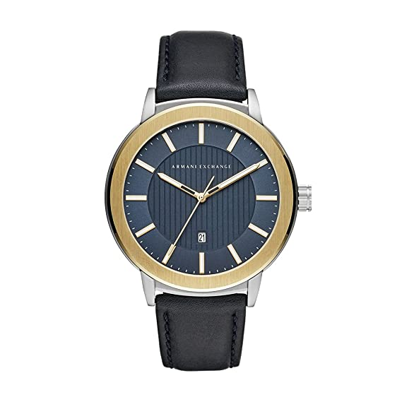 2fb286485556 Buy Armani Exchange Analog Blue Dial Men s Watch - AX1463 Online at Low Prices  in India - Amazon.in