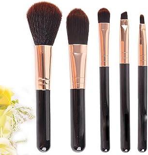 GUO Brosses de maquillage des yeux 5 kit outil pinceau blush fondation portable