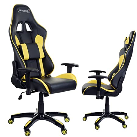 giosedio gsa racing sport gaming chair office chair bucket seat