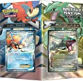 TCG Battle Arena Decks Rayquaza vs Keldeo Card Game