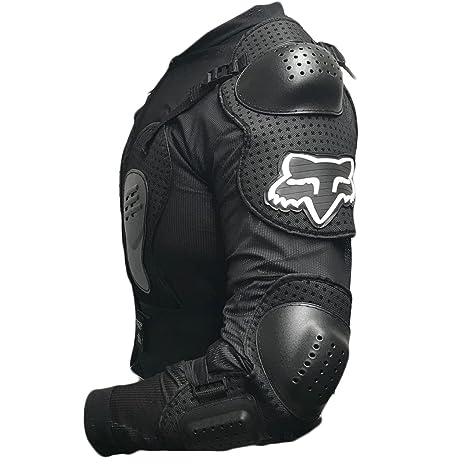 Fox - Chaqueta protectora para motocross, enduro, trial, quad, equitación, esquí