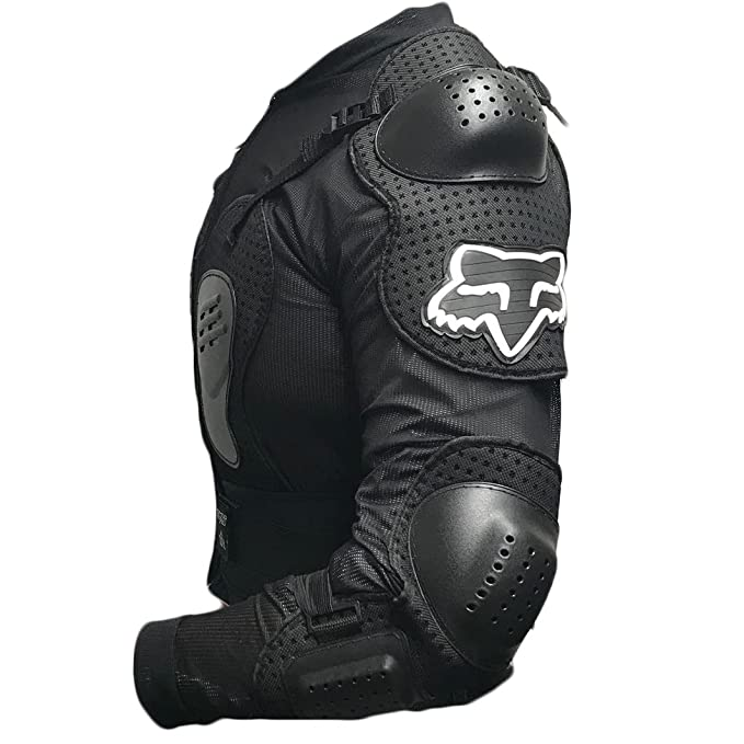 Fox - Chaqueta protectora para motocross, enduro, trial ...