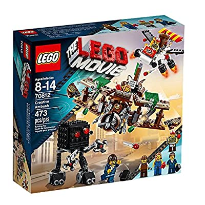 LEGO Movie 70812 Creative Ambush: Toys & Games