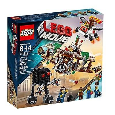 LEGO Movie 70812 Creative Ambush: Toys & Games