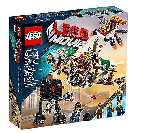 LEGO Movie 70812 Creative Ambush (Legos Movie For Boys)