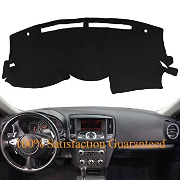 Custom Nissan Maxima >> Amazon Com Yiz Dashboard Cover Dash Cover Mat Carpet Pad