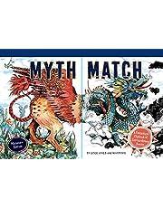 Myth Match Miniature: A Fantastical Flipbook of Extraordinary Beasts