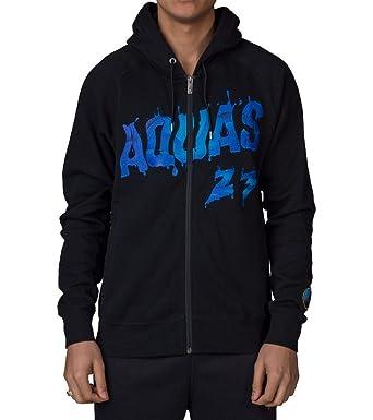 AIR JORDAN - Sudadera con capucha - para hombre negro M: Amazon.es: Ropa y accesorios