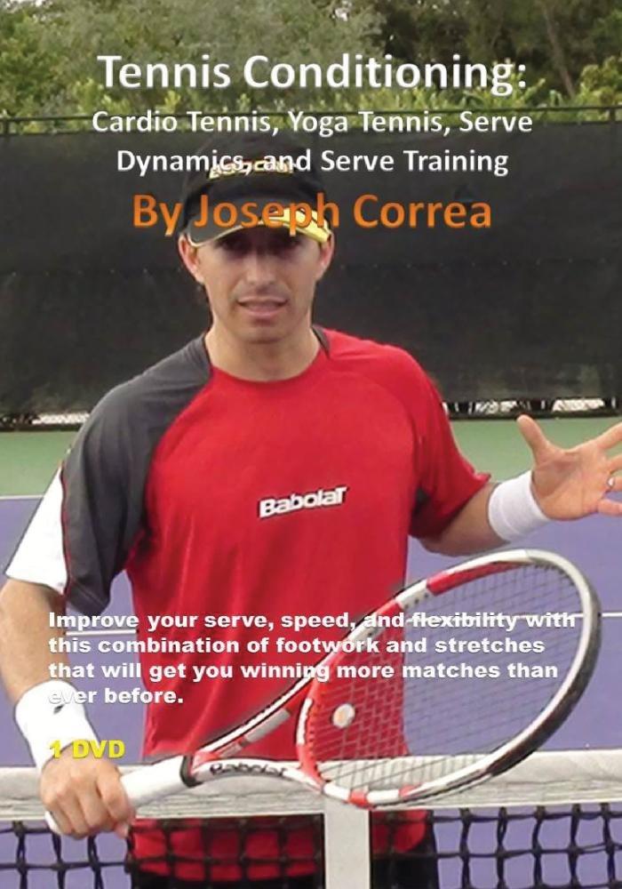 Amazon.com: Tennis Conditioning: Cardio Tennis, Yoga Tennis ...