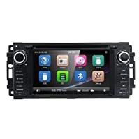 Hizpo Car Stereo GPS DVD Player