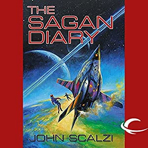 The Sagan Diary Audiobook