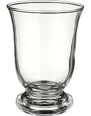 Villeroy & Boch Helium Portavelas, 15,5 cm, Vidrio, Transparente
