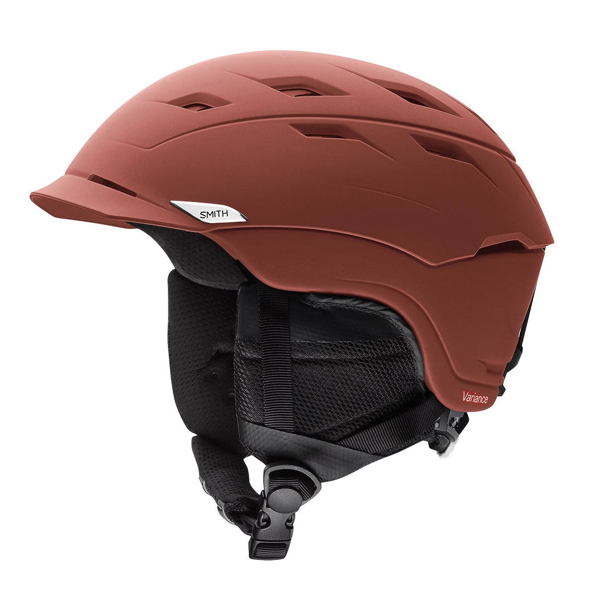 Smith Variance Snow Helmet - Matte Adobe (Large) by Smith Optics
