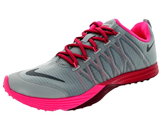 Nike Womens Lunar Cross Element Running Shoes .
