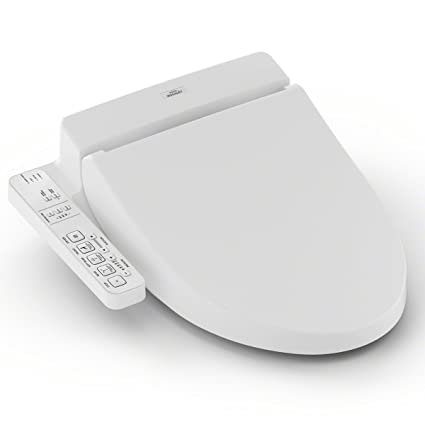 Toto Washlet Toilet Seat.Toto Sw2034 01 C100 Washlet Electronic Bidet Toilet Seat With Premist Elongated Cotton White