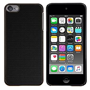 """For Apple iPod Touch 6 6th Touch6 , S-type Simple Patrón 6"""" - Arte & diseño plástico duro Fundas Cover Cubre Hard Case Cover"""