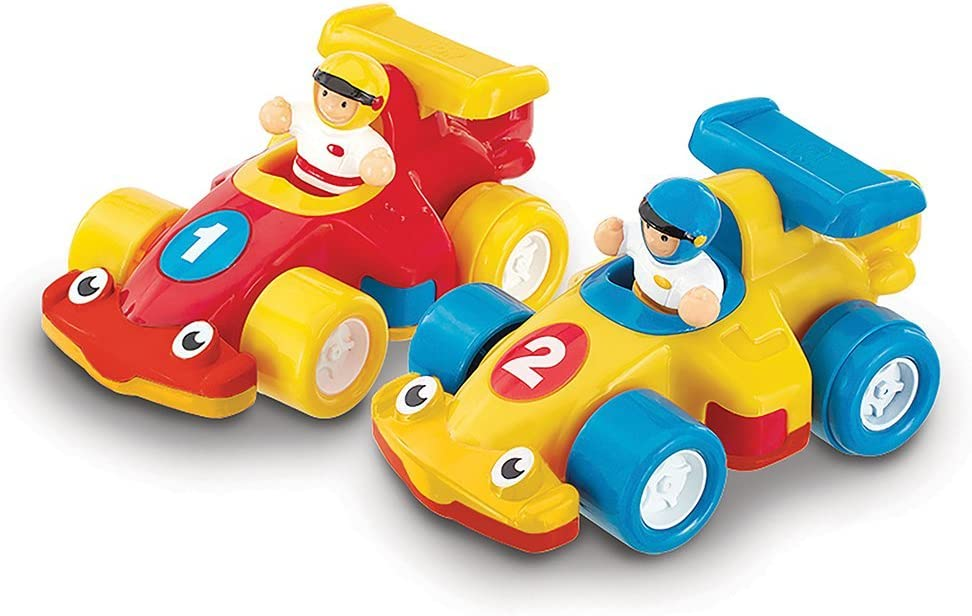 Wow Toys - The Turbo Twins, Coche de Juguete (06060): Amazon.es: Juguetes y juegos